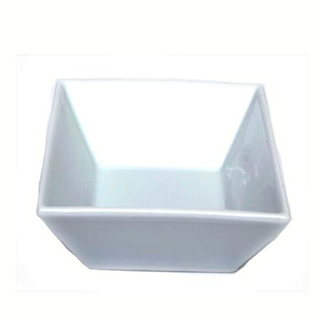 Party Rental Products Square Bowl 9 inch  Bowls