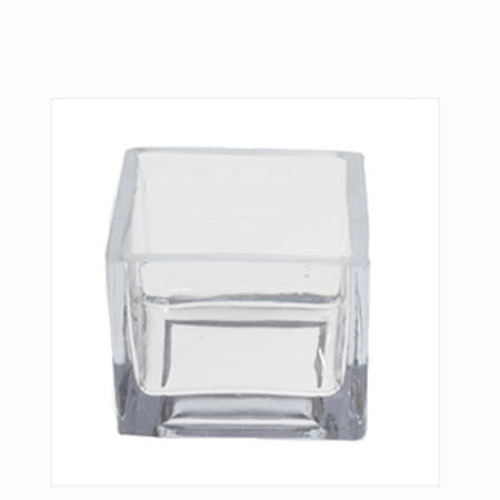 Party Rental Products Square Cube 5 inch  Bowls