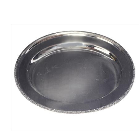 Waldorf Edge 24 inch  Oval Tray - Trays