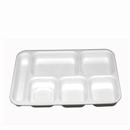 White Cafeteria Tray - Trays