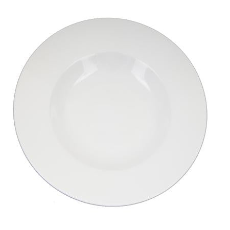 Party Rental Products White Rim 12 inch  Pasta Bowl  China
