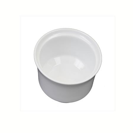 Party Rental Products White Rim China Sugar Bowl Coffee