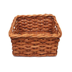 Party Rental Products Wicker Basket 16 inch  x 12 inch   Tabletop Items