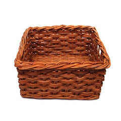 Party Rental Products Wicker Basket 19 inch  x 15 inch   Tabletop Items