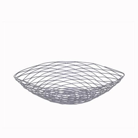 Black Wire Canoe Basket 20