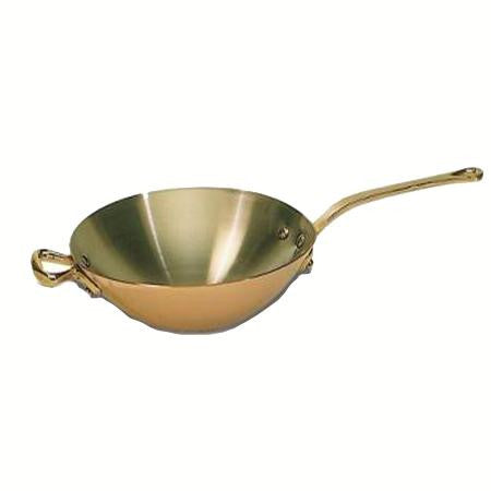 Party Rental Products Wok - 12 inch  Copper Cooking