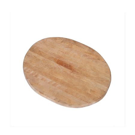 Party Rental Products Wood Insert for Oval Tray  Trays