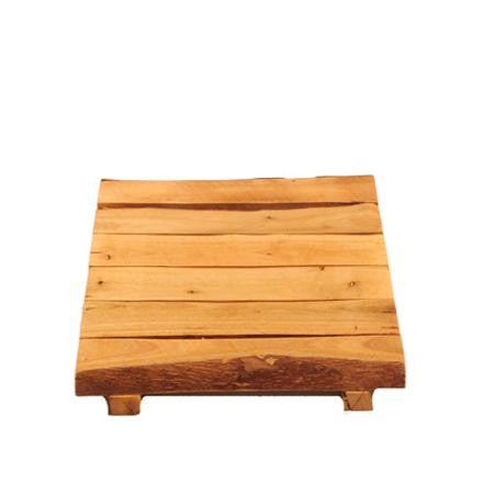 Party Rental Products Wood Plank Tray 12 inch  x 20 inch  Trays