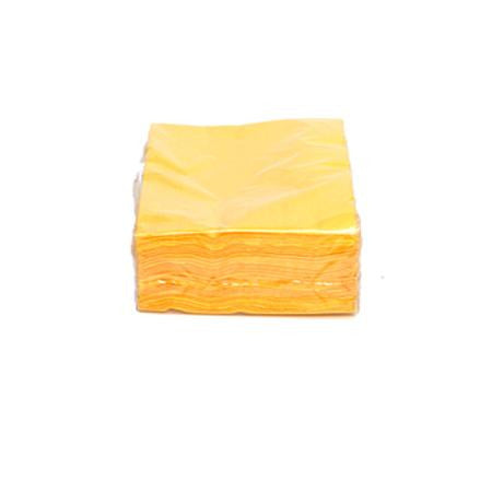 Yellow Cocktail Napkins  - Paper Products