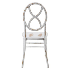 White Wash Amelia Chair