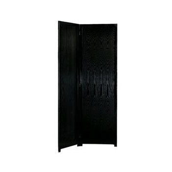 Screen - Black Solid Panel