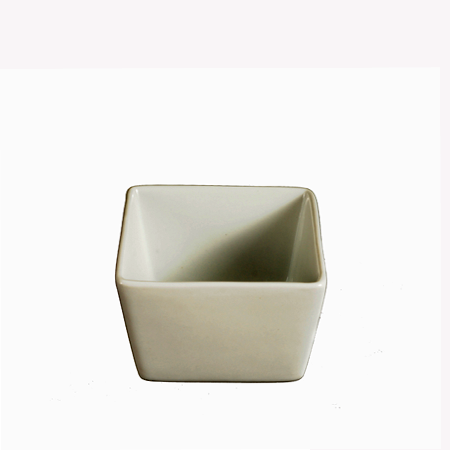 "Square Ramekin/Bowl 3.5"" -   6 oz"