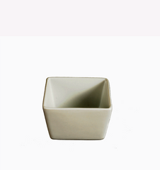 "Square Ramekin/Bowl 3"" -  4 oz"