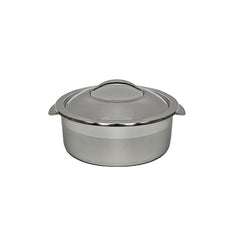 Chafer Pot - 4qt Rd Brushed SS