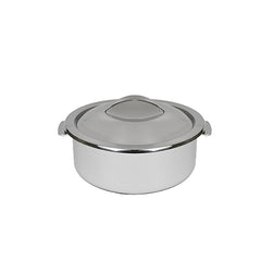 Chafer Pot - 4qt Rd Polished SS
