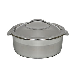 Chafer Pot - 8qt Rd Brushed SS