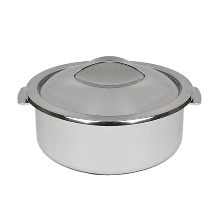 Chafer Pot - 8qt Rd Polished SS