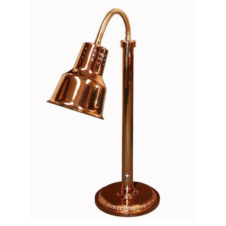 Copper Heat Lamp