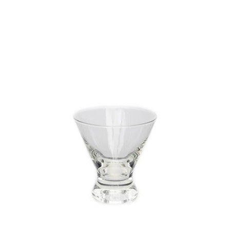 Stemless Martini 8 oz
