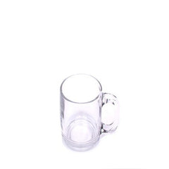 Glass Beer Mug 12oz