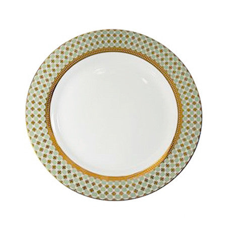 Sage Delicacy Dinner Plate 10