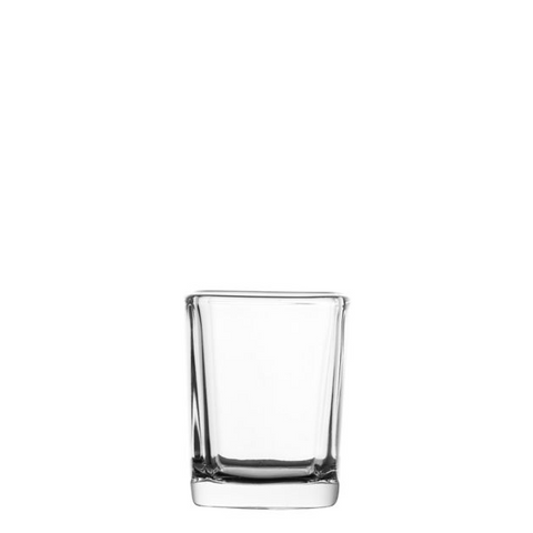 Square Shot Glass 2 oz