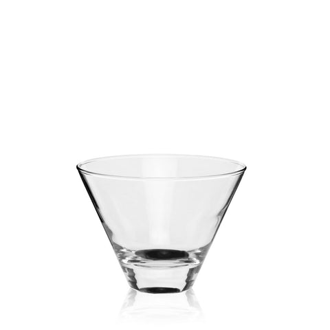 Martini Glass - Stackable 12oz