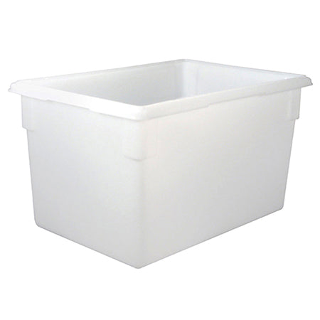 White Rectangular Tub