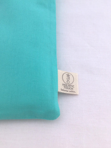 Morpheus - Eye Pillow in Turquoise