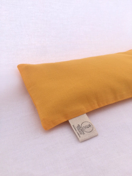 Morpheus - Eye Pillow in Orange