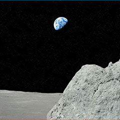 Earthrise Apollo 17
