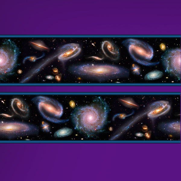 Galaxy Wall Border