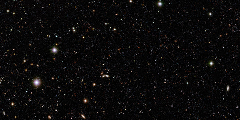 Deep Space - Chandra Deep Field South