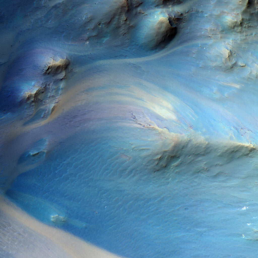 Mars - Color Streaks