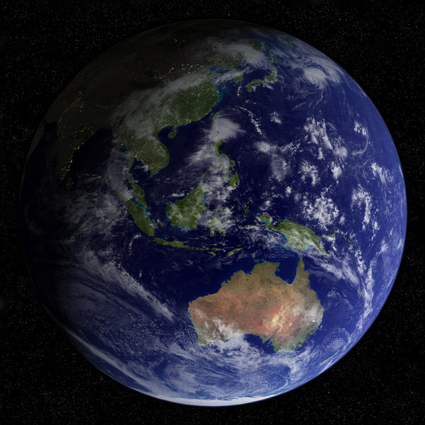 Earth II (Blue Marble)