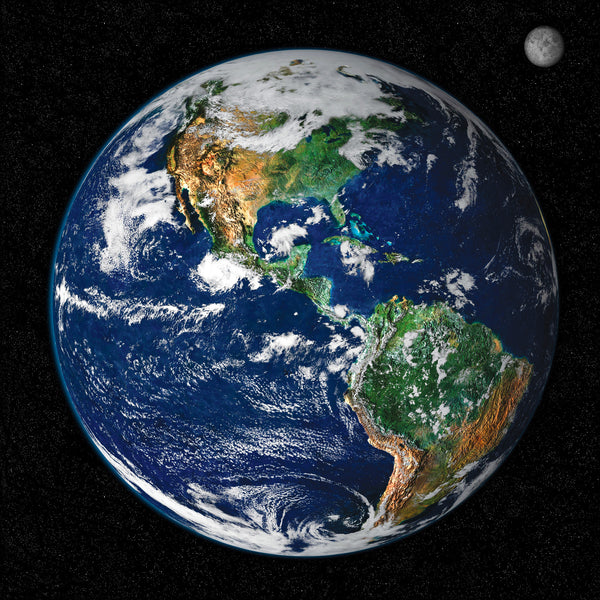 Earth I (Blue Marble)