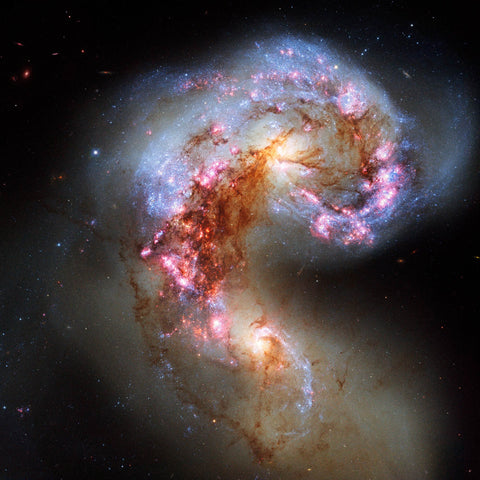 Galaxies Antennae II