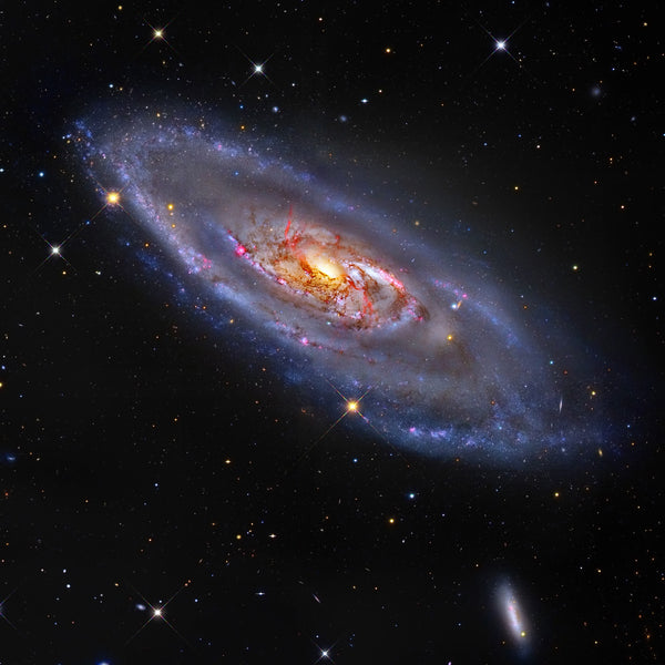 Galaxy Ginga (M 106)