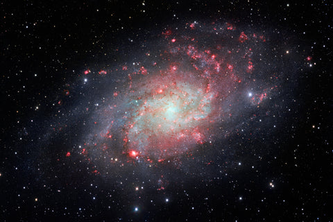 Galaxy Triangulum (M33)