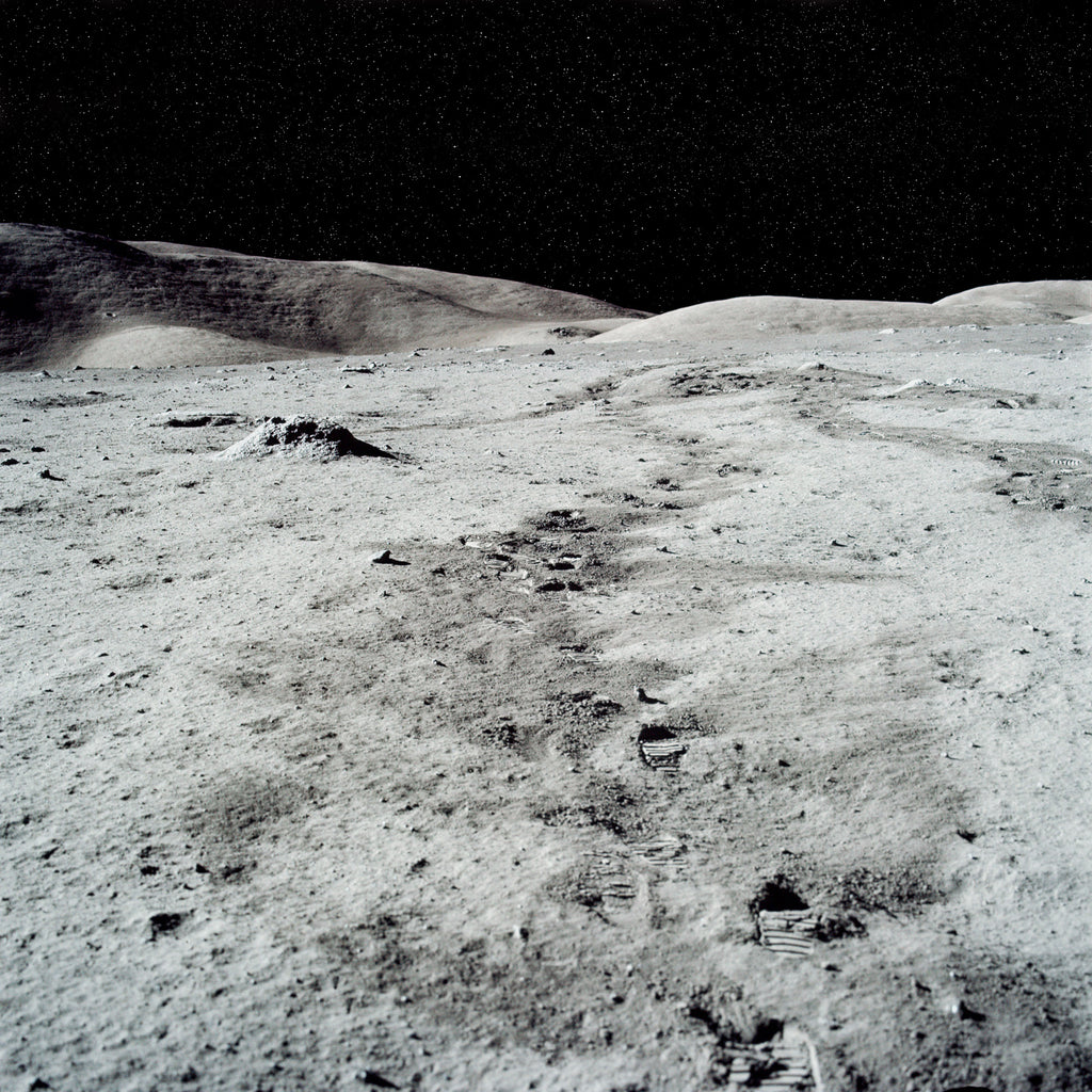 Hiking Trail - Apollo 17