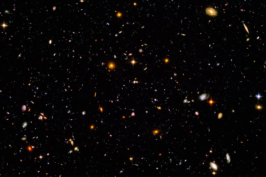 Hubble Ultra Deep Field (Landscape)