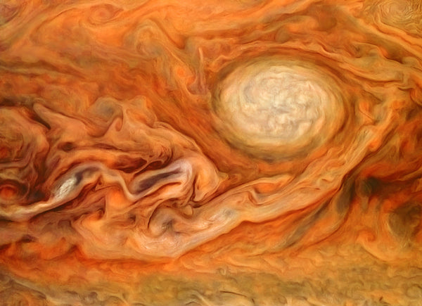 Jupiter Surface III