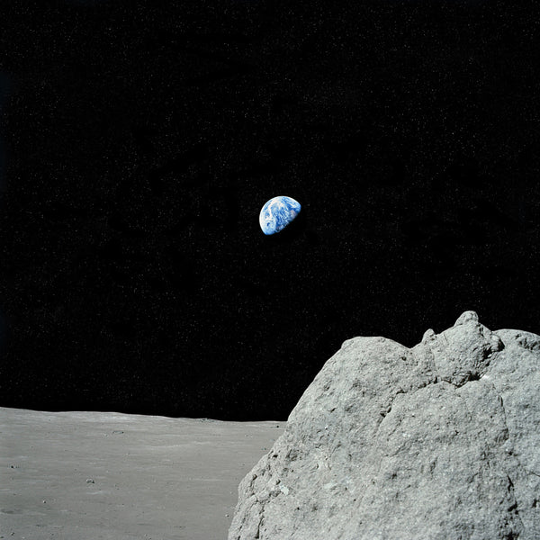 Earthrise - Apollo 17