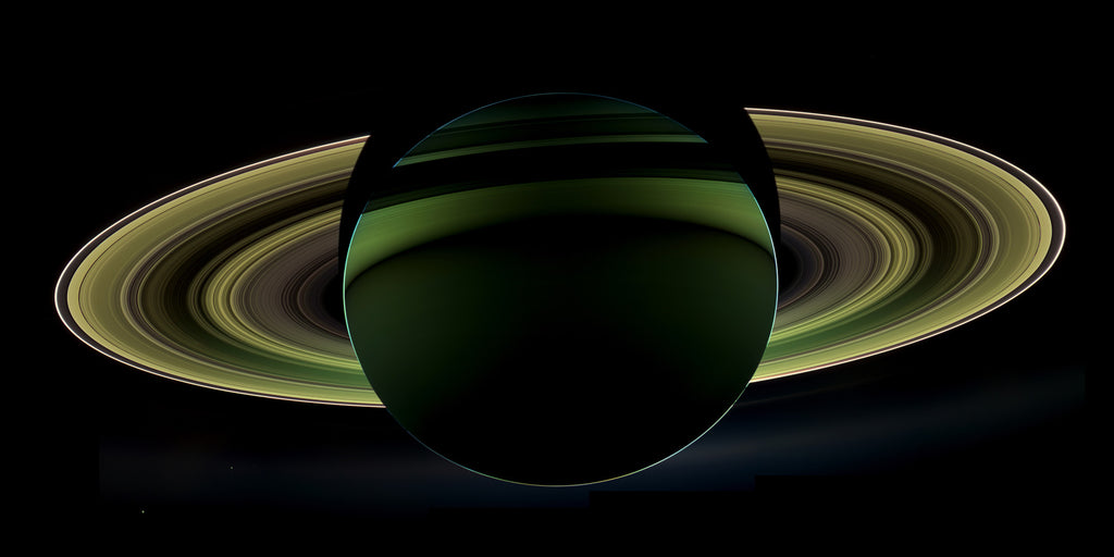 Saturn Eclipse II