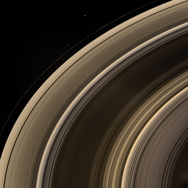 Saturn Rings II