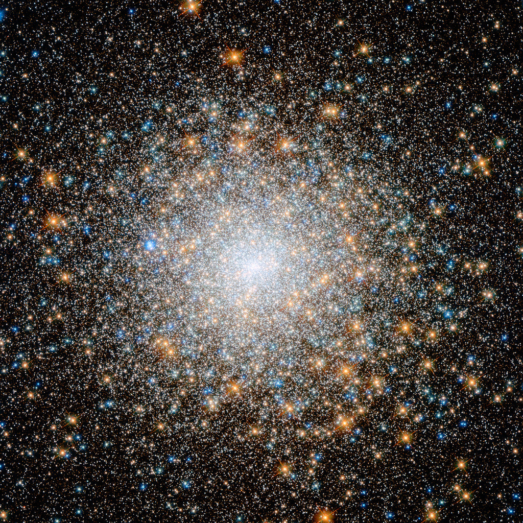 Star Cluster M15