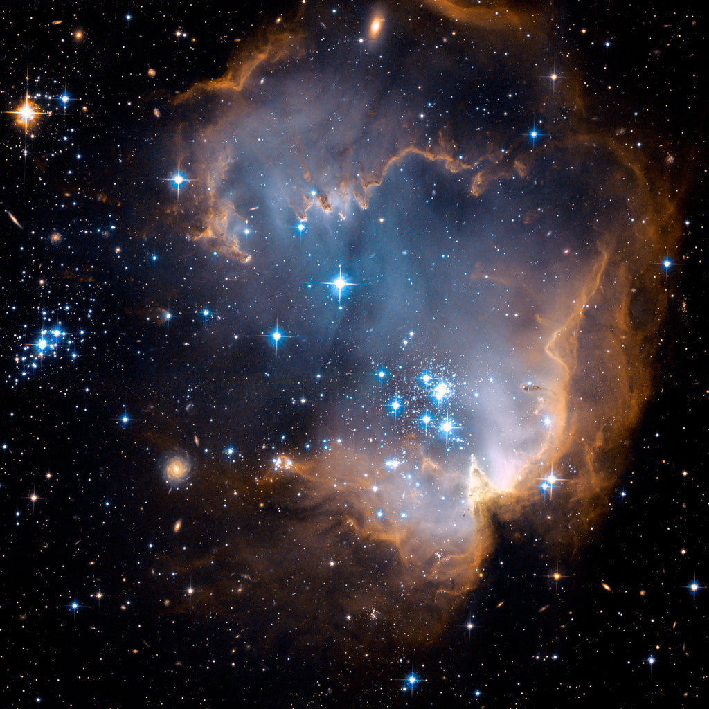 Star Cluster NGC 602