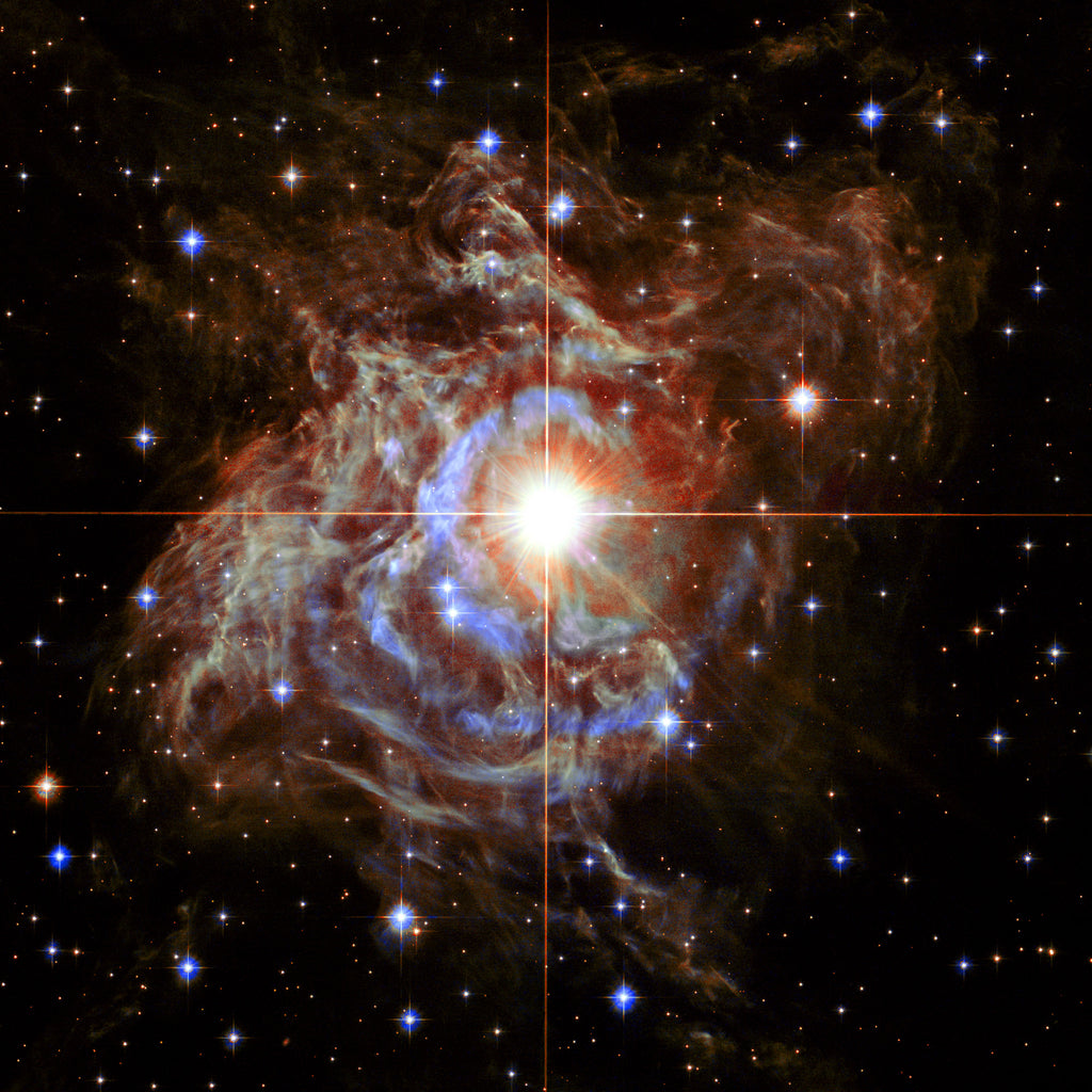 Star Variable RS Puppis