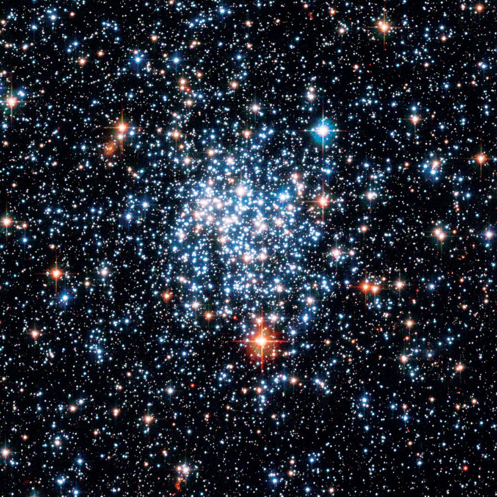 Star Cluster NGC 265