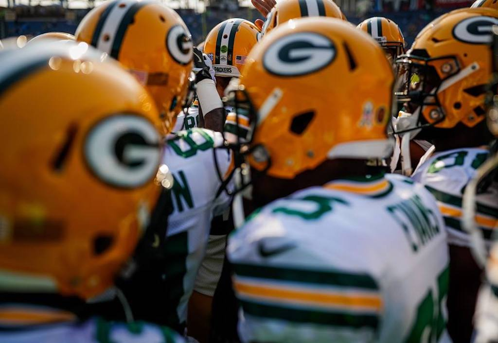 Next Stop, DC: Packers Continue Road Stretch Against Redskins in DC | Eddie Lacy